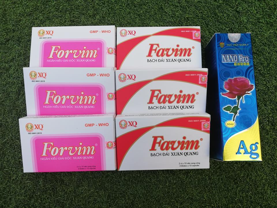 liệu trình Favim Forvim
