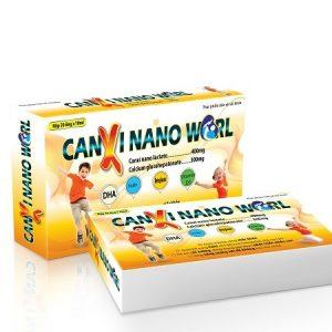 Hộp Canxi Nano World