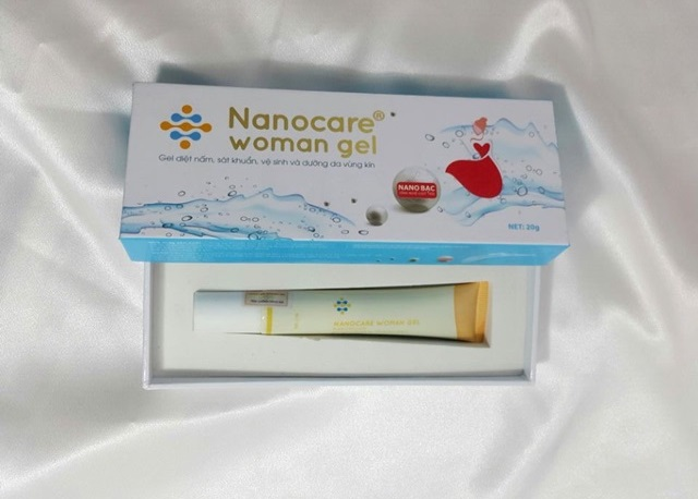 Nanocare Woman Gel