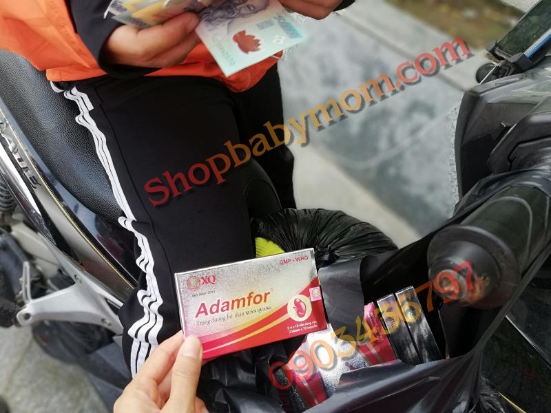 Adamfor rất tốt nên được khách hàng tín nhiệm đặt mua